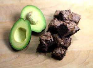 avocadobrownies