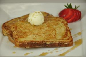 Wh Choc French Toast